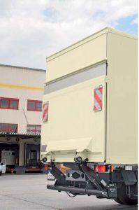 Гидроборт Bar Cargolift