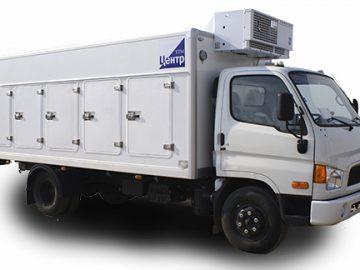 Фургон для продуктов глубокой заморозки