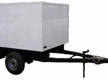 Прицеп – фургон 872020