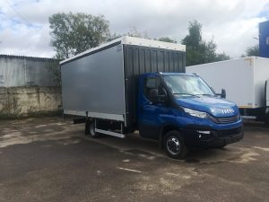IVECO Daily 50C15 Борт-штора