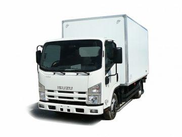 ISUZU ELF 3.5 Промтоварный фургон
