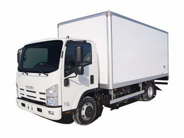ISUZU ELF 9.5 Изотермический фургон