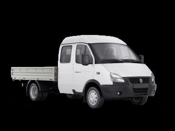 ГАЗель БИЗНЕС Борт 4х2 6 мест Бензин с ГБО (CNG) (удлиненная база)