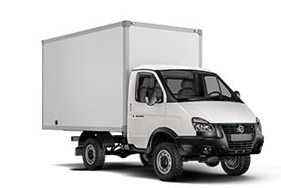 Автофургон ГАЗ 4WD