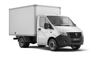 Изотермический фургон Газель Next