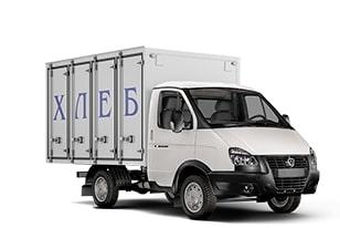 Хлебный фургон Соболь Бизнес