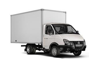 Изотермический фургон ГАЗель Бизнес